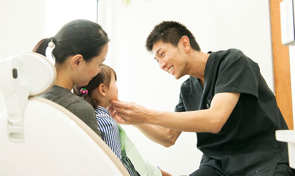 イメージ:小児歯科治療